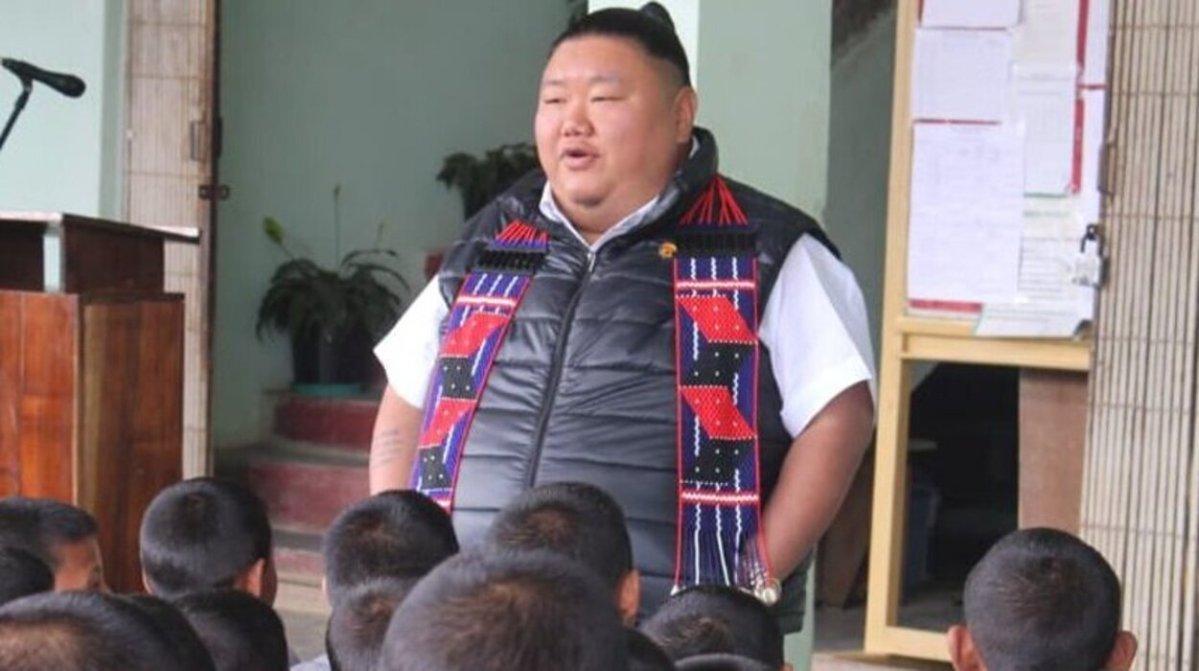 Nagaland minister Imna Along's remark on Naga issue draws flak from UNC