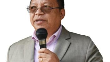 Thomas Sangma