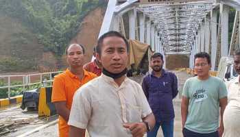 Manipur: Rongmei students' body hails govt for completion of Makru Bridge on NH-37