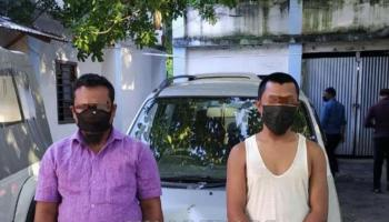 Manipur: Drugs worth Rs 2 crore seized in Imphal, 2 arrested
