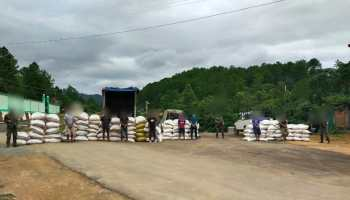 Manipur: Smuggled poppy seeds worth Rs 2.7 crore recovered in Moreh