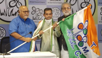 Former President Pranab Mukherjee's son Abhijit joins TMC
