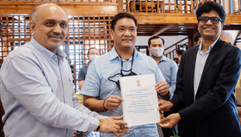 Arunachal govt signs MoU with IIM Shillong to work as knowledge partners