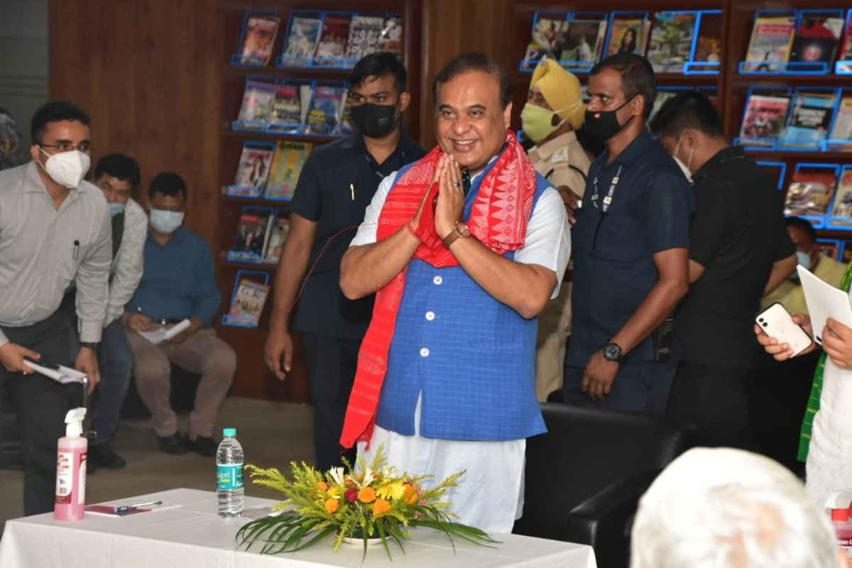Assam CM, 6 others booked by Mizoram Police