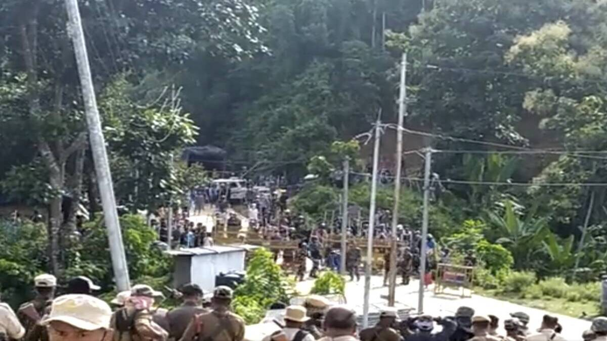 Assam-Mizoram border row: Mizo couple assaulted on the day tensions escalated