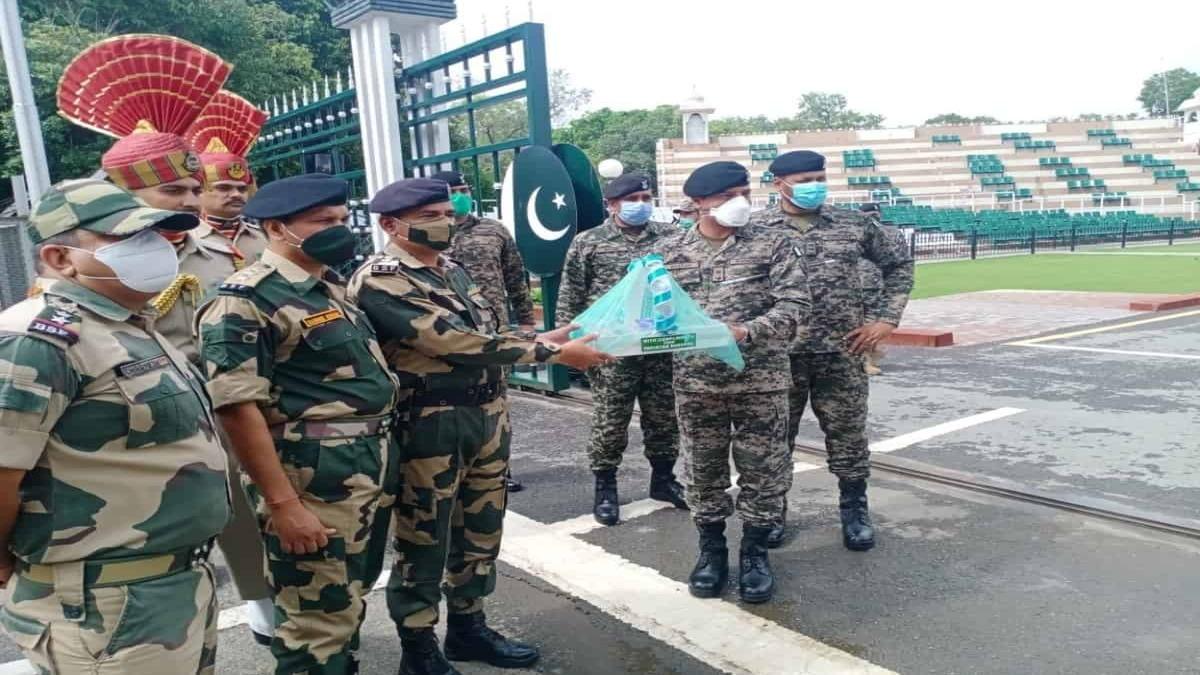 BSF-Pak Rangers