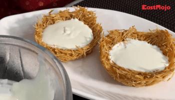 Eid-Al-Adha Special: How to make Bird's Nest Vermicelli