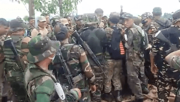 Mizoram police decides not to pursue 'theft case' against Assam counterpart