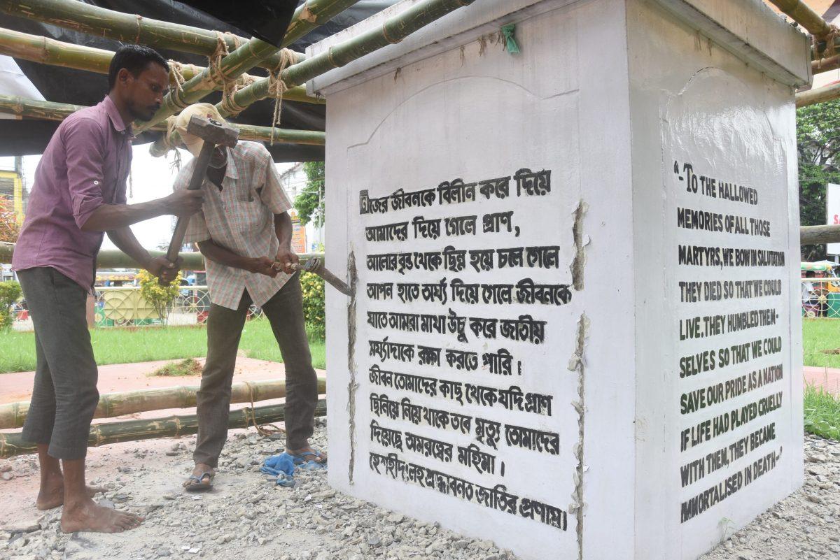 Restore 1971 Liberation War memorial in Agartala: Bangladeshi citizens