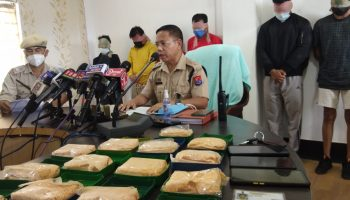 Manipur: Police seize heroin worth Rs 55 lakh from Imphal, six arrested