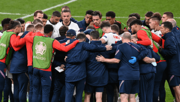 Euro Cup 2020: Police investigate racist abuse of three England players
