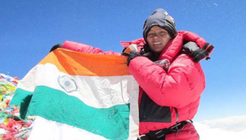 Happy birthday Arunima Sinha, world's first female amputee to scale the Everest