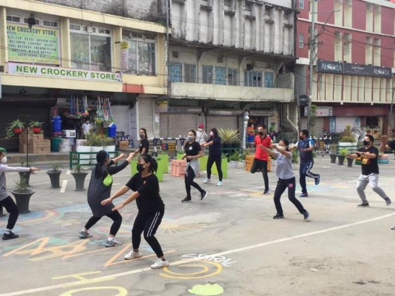 Nagaland: Kohima now bats for 'fitness' culture in smart city race