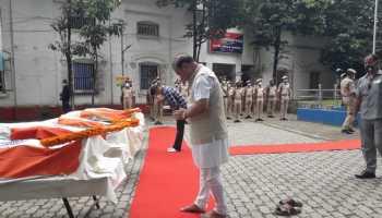 Kin of Assam policemen killed at Mizoram border get govt jobs