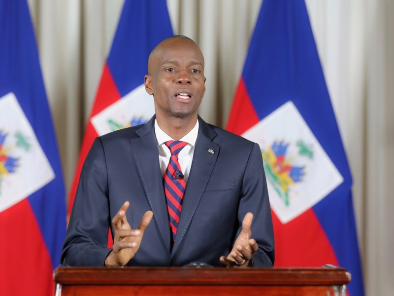 Haiti's interim PM confirms request for US troops to country