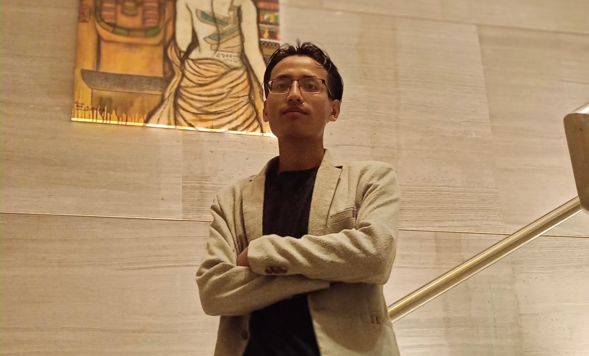 Naga youth Hiboka Sumi develops super app 'Bujulo', to launch soon
