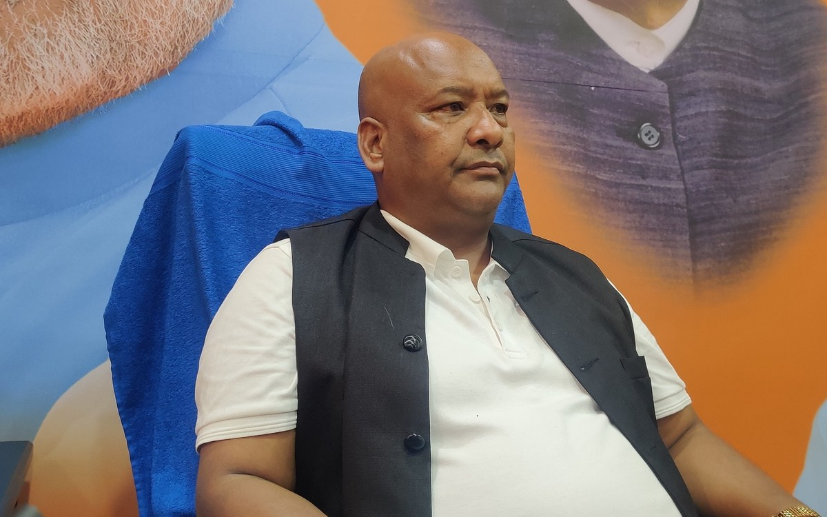 Still waiting for local audit report on 'corruption' in ADCs: Meghalaya BJP