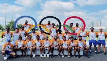 India in Tokyo olympics