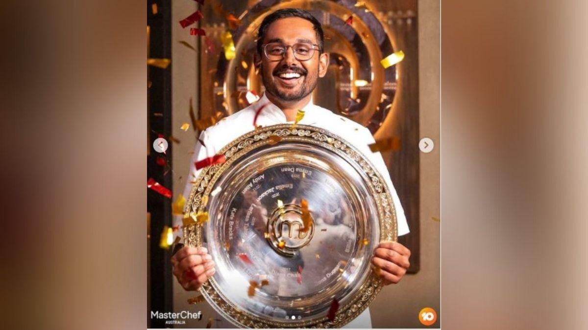 Indian origin Justin Narayan wins MasterChef Australia 13, bags USD 250,000
