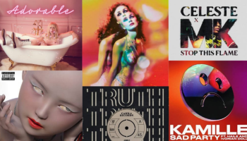 New Songs Saturday: A look at this week's music releases
