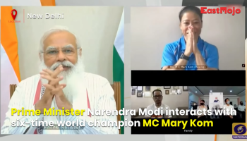Watch: Do you know MC Mary Kom's favourite punch?