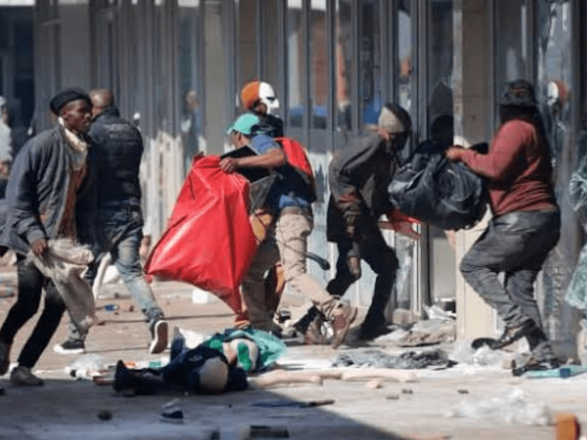 'Attacks on Indian diaspora in South Africa is criminally, not racially, motivated'