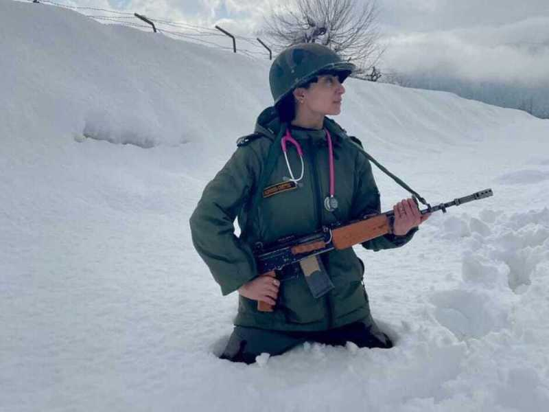 National Doctor's Day: Meet Deepshika Chettri, Sikkim's second woman Army captain