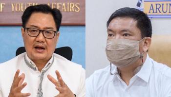 Kimin controversy: FIR against Union minister Kiren Rijiju, Arunachal CM Pema Khandu
