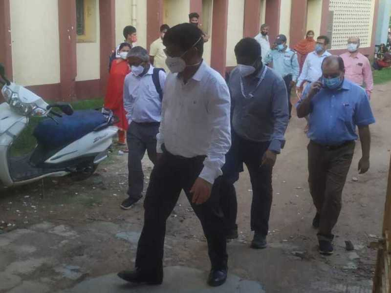 Experts' team from Centre arrives in Tripura, visits COVID-hit areas