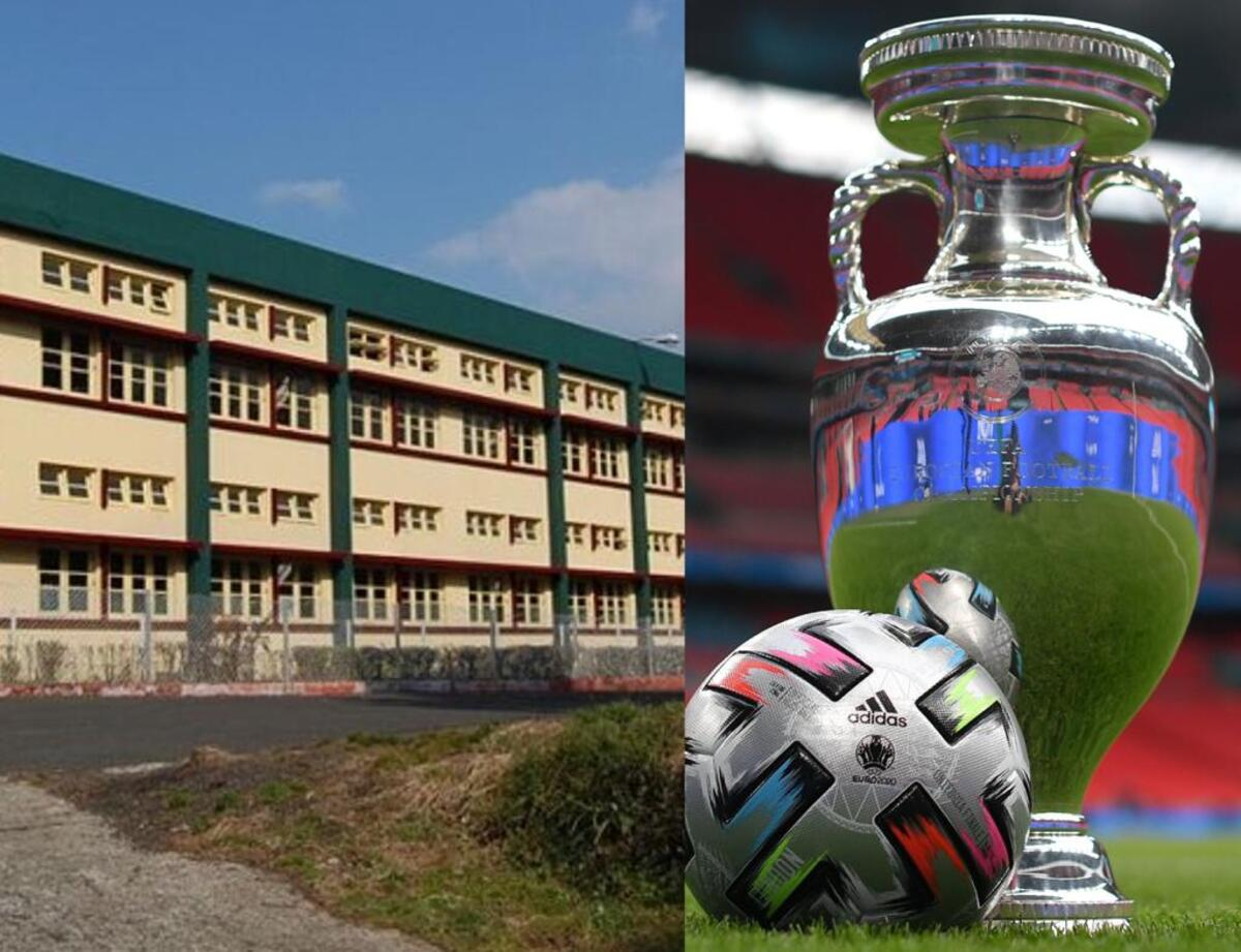 Shillong's St Edmund's School declares 'holidays' for Euro 2020 matches