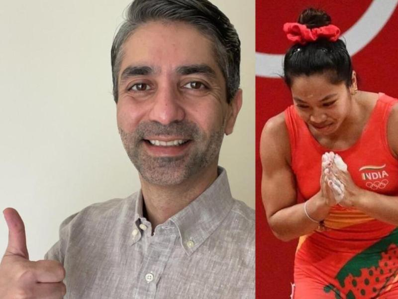 What Abhinav Bindra wrote in his letter of appreciation for Mirabai Chanu