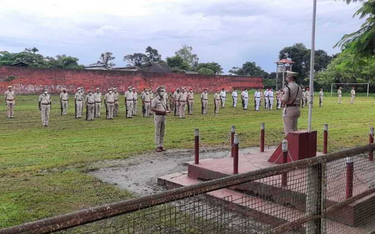 Almost 30,000 posts in Assam Police lying vacant: CM