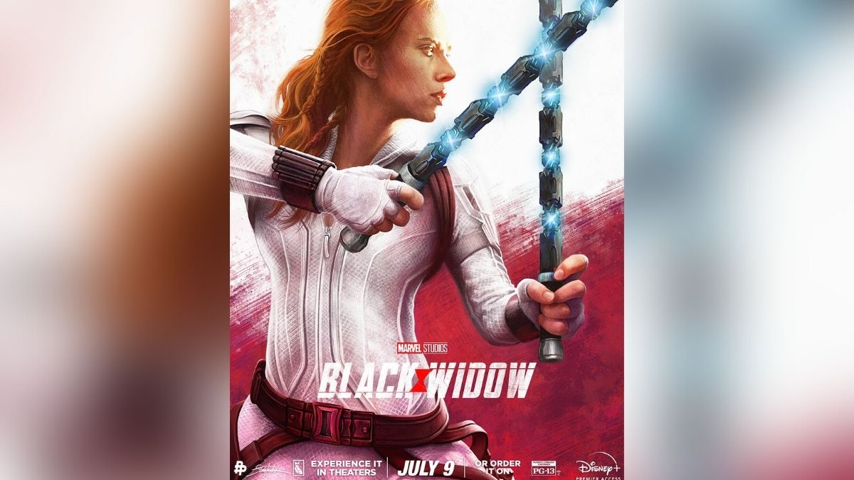 Months before Indian release, Black Widow pirated on torrent