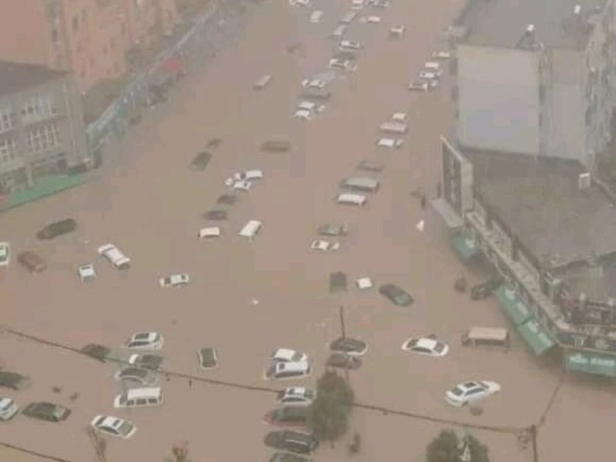 13 killed, over 1 lakh evacuated as unprecedented floods hit China