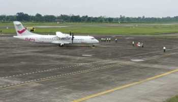 Assam: Foundation stone laid for runway extension in Dibrugarh Airport