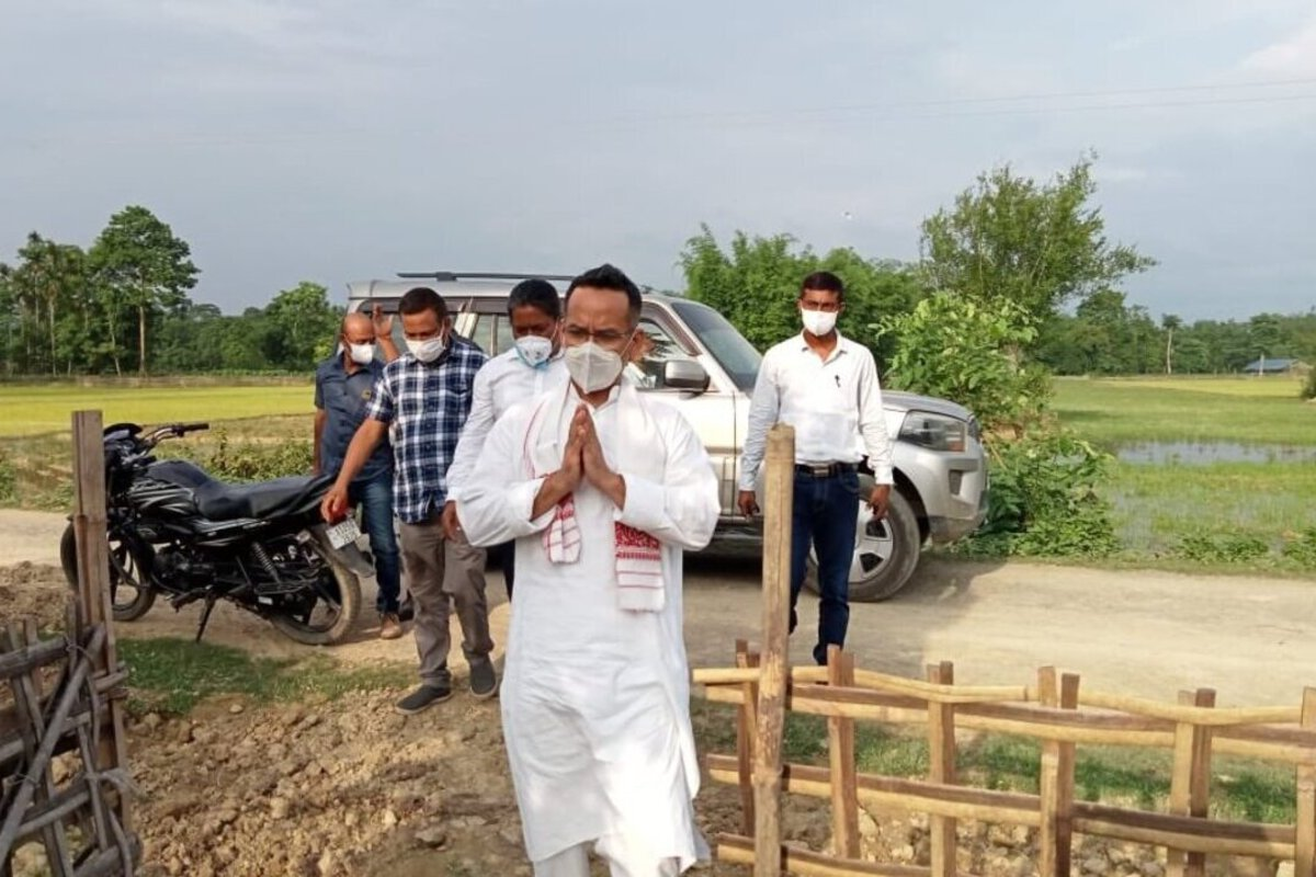Congress MP Gaurav Gogoi urges PM to enhance vaccine supply to Assam
