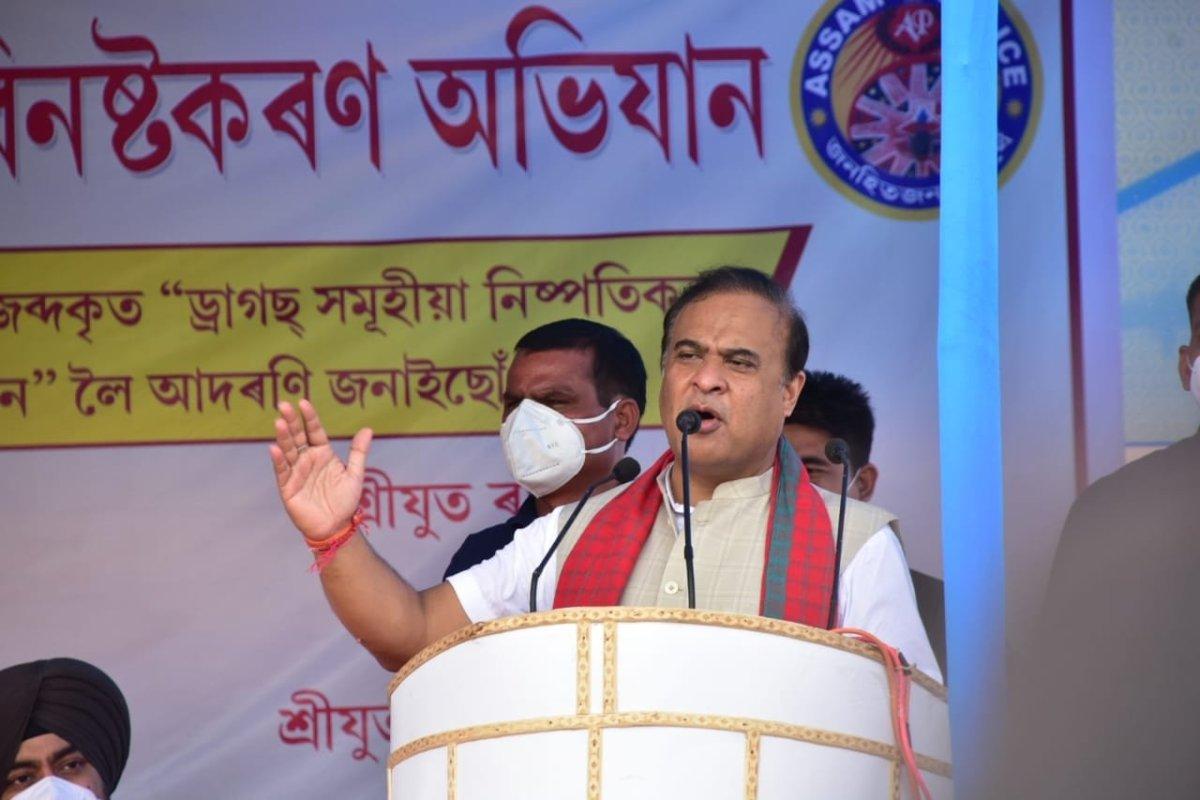 Rs 1,528 crore spent on updating NRC: Assam CM