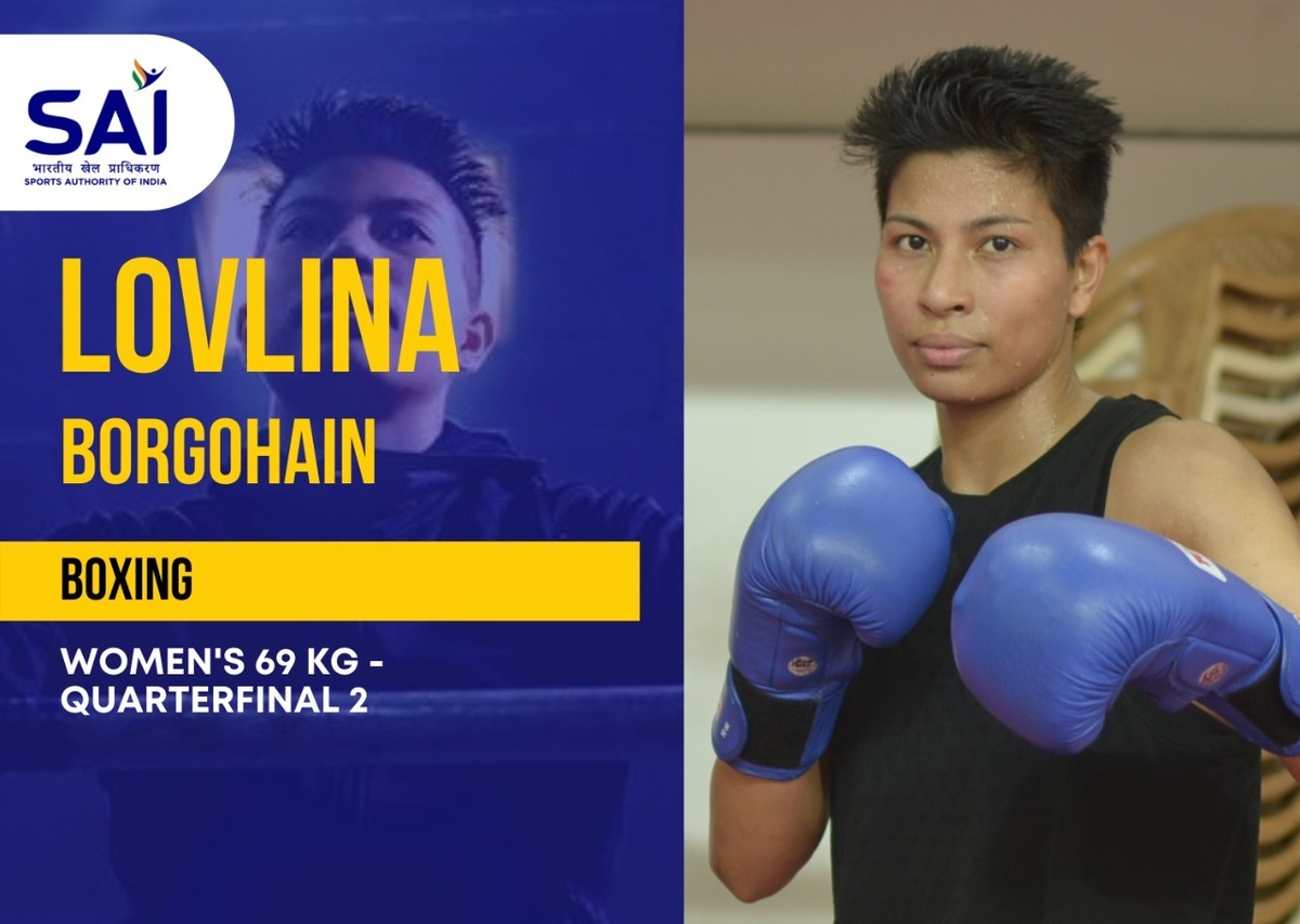 Assam's Lovlina Borgohain assures India of first boxing medal at Tokyo Olympics