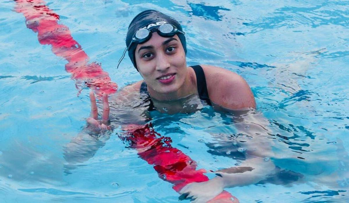 Indian swimmer Maana Patel qualifies for Tokyo 2020 in 'Universality quota'