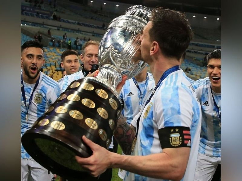 Argentina cruises with Messi, Brazil and Uruguay win