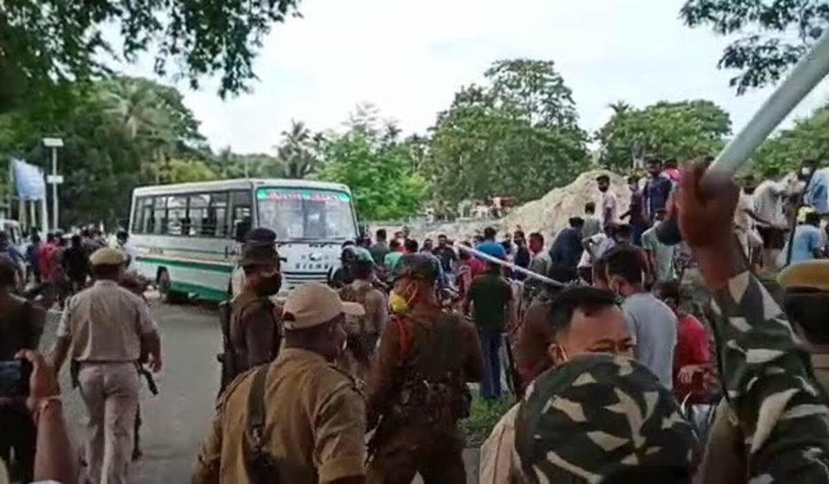 Mizoram govt keen on solving border issues with Assam