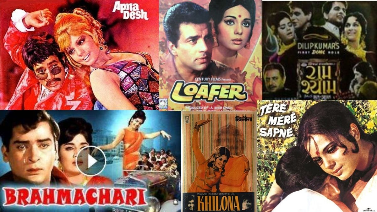 Mumtaz turns 74: A look at 10 films by Bollywood's diva