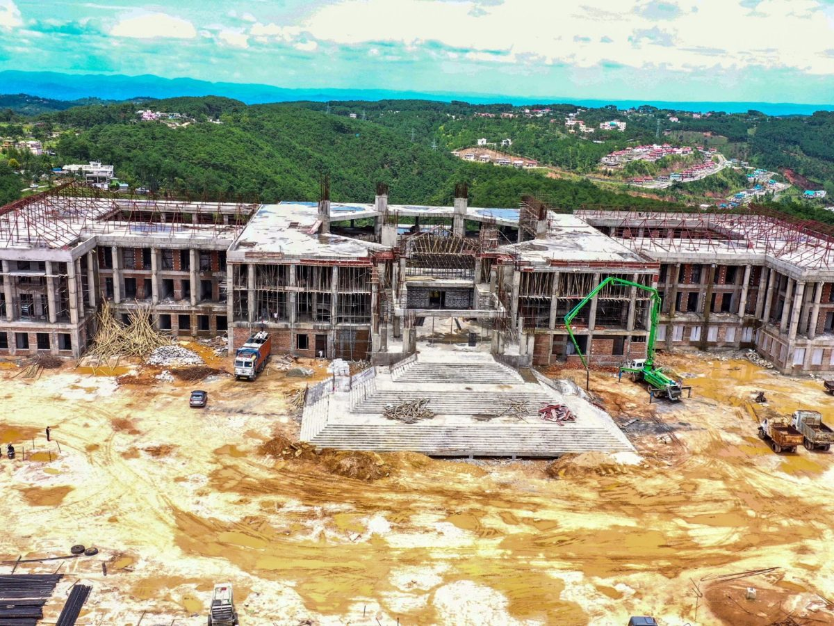 New Meghalaya Assembly building to be ready by year end: Speaker