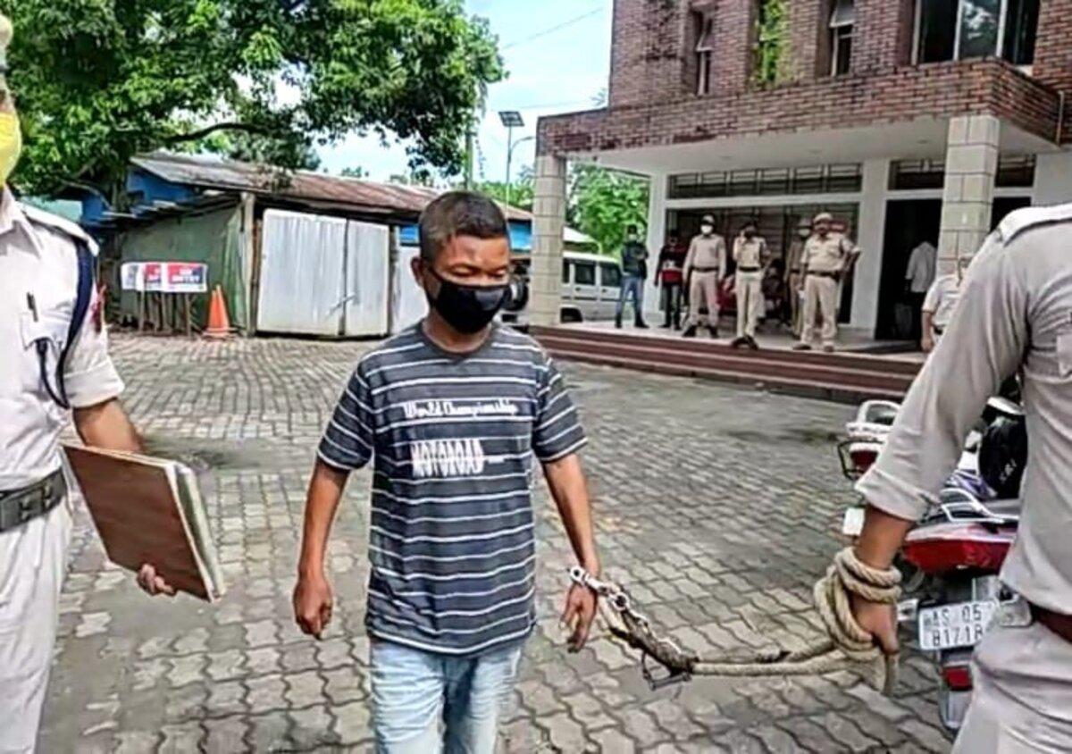 Manipur militant among 5 rhino poachers nabbed in Assam's Kaziranga