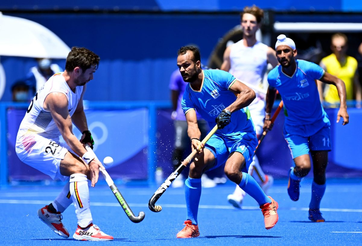 Hockey: Indian men lose 2-5 to Belgium to be out of Olympic final race