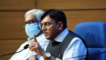 Union Health Minister Mansukh Mandaviya