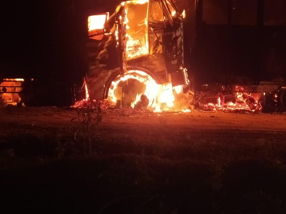 Assam: 5 killed in militant attack in Dima Hasao, 7 trucks torched