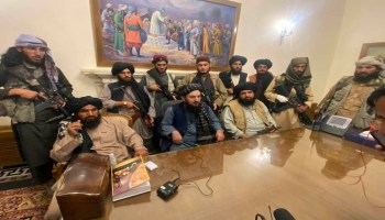 Taliban announces 'amnesty', urges women to join government