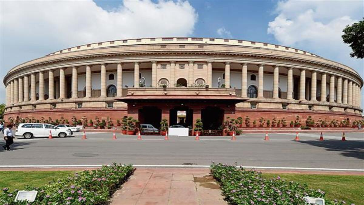 Last mail delivered, Ram Sharan 'Postman' signs off from Parliament