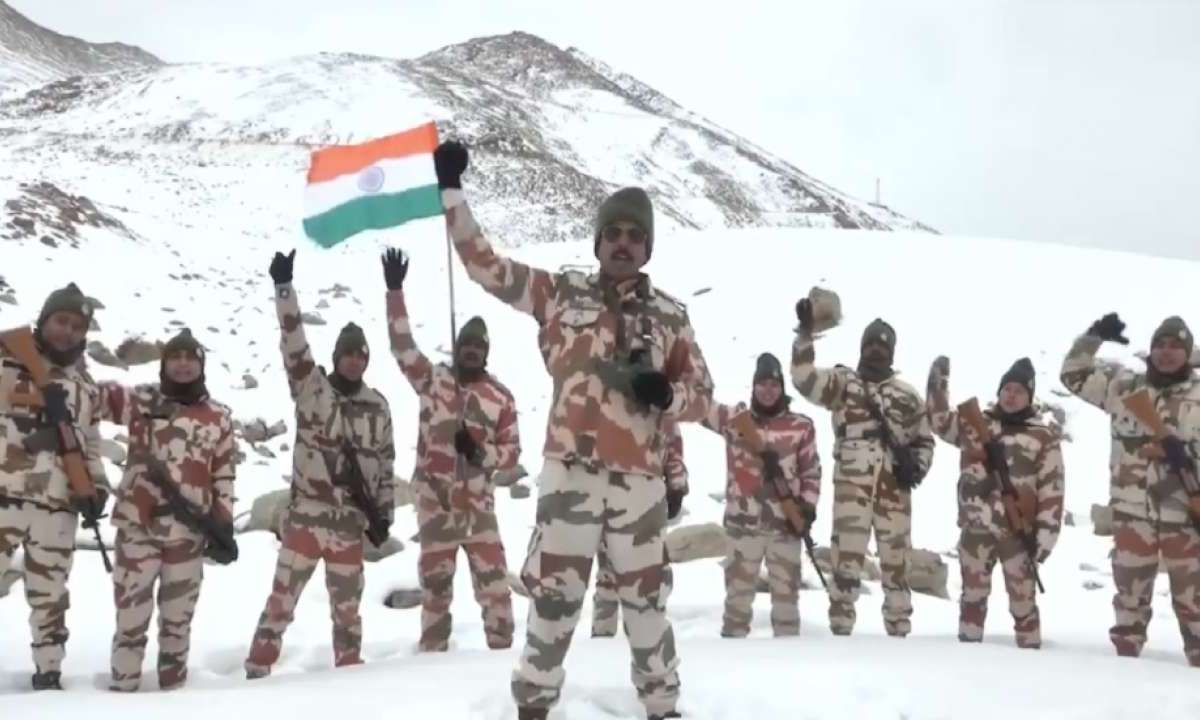 I-Day: 20 ITBP troops awarded bravery medals for fighting Chinese PLA in Ladakh